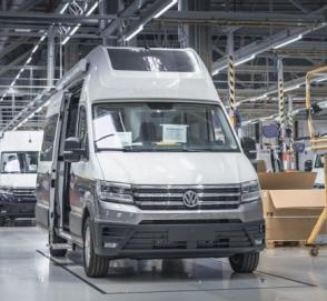 Volkswagen построил тысячный кемпер Grand California
