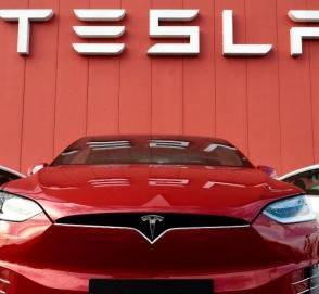 Tesla вошла в ТОП-3 автопроизводителей мира