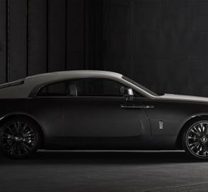 Rolls-Royce Wraith посвятили первому полету через Атлантику