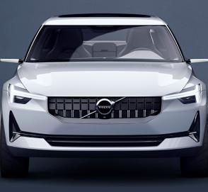 Volvo V40 будет заменен новым кросс-купе