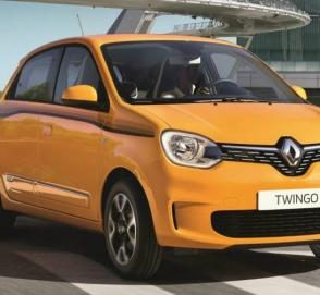 Renault представил обновленный Twingo