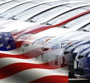 Американский автомобильный рынок показал рост