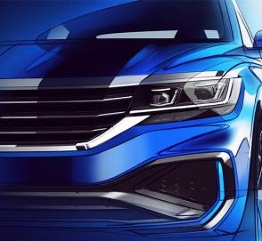 Volkswagen назвал сроки выпуска обновленного Passat для Европы