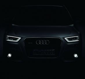 Новый Audi Q3 показался на видео-тизере