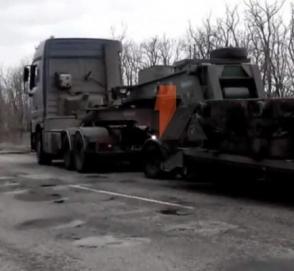 Как особый КрАЗ спас фуру с 66-тонным грузом