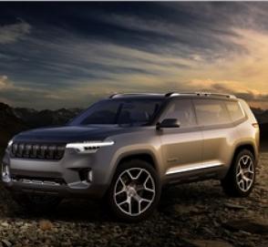 Концепт Jeep Yuntu «перетекает» в серийный автомобиль