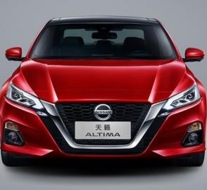 Седан Nissan Altima вытеснил Teana