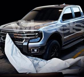 В Сети показали фотографии нового пикапа Ford