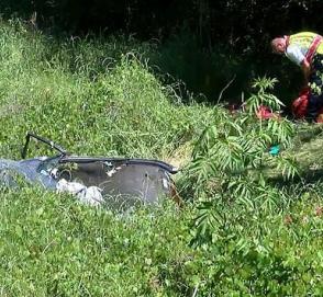 Пять дней в разбитой машине без воды, еды и лекарств: жесткая история спасения
