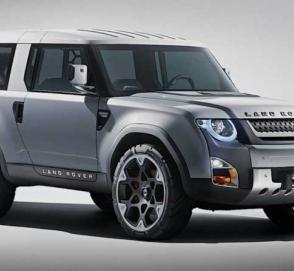 Land Rover Defender может обзавестись «младшим братом»