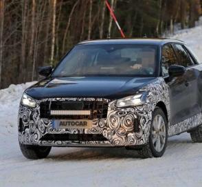 Названа дата дебюта нового кроссовера Audi Q2