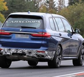 Alpina начала финальные тесты мощнейшей версии BMW X7