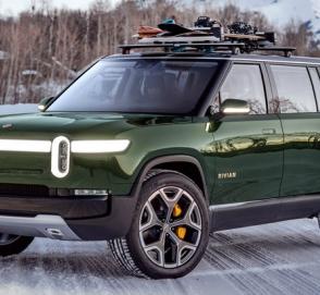 Американский Rivian выпустит шесть электромобилей к 2025 году