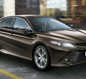 Toyota Camry официально возвращается в Европу
