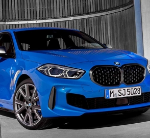 BMW 1-Series сменила поколение
