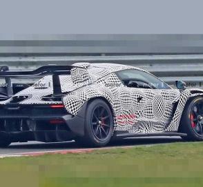 McLaren приступил к испытаниям трековой версии гиперкара Senna