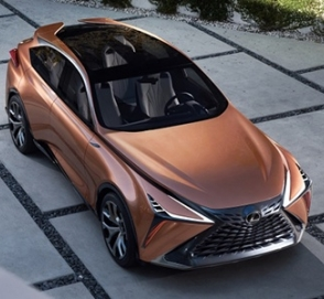 Lexus представил прототип флагманского люксового кроссовера