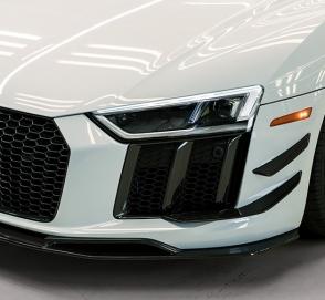 Audi выпустила самый экстремальный суперкар R8