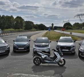 BMW, Peugeot и Ford научили машины общаться друг с другом