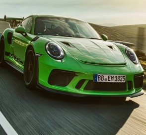 Porsche сохранит атмосферный двигатель на новом 911 GT3 RS