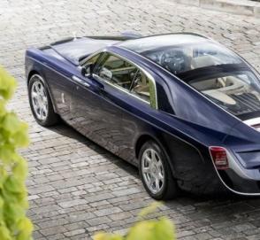 Rolls-Royce запустит в производство самый дорогой автомобиль в мире