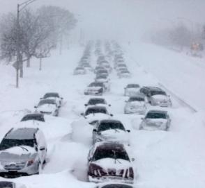 ГСЧС предупреждает украинских автомобилистов