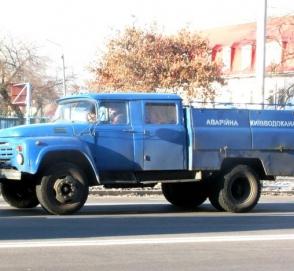 Пожарный ЗИЛ-130 преобразили до неузнаваемости