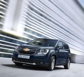Узбеки перестанут выпускать Chevrolet Orlando