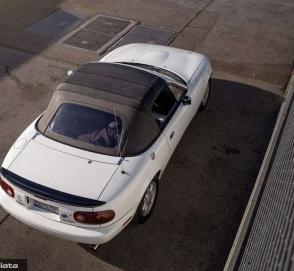 Найдена Mazda MX-5 с пробегом свыше 800 тысяч километров