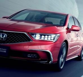 Honda планирует выпустить беспилотный Legend