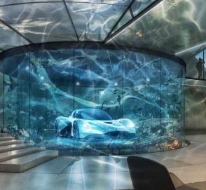 Aston Martin займётся строительством гаражей