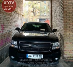 Пользователи Сети высмеяли столичного «героя парковки»
