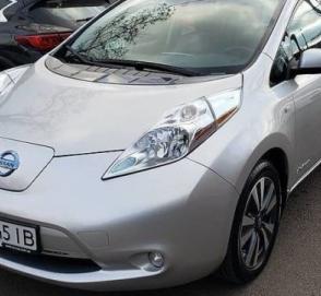 Назван самый популярный в Украине электромобиль в 2019 году