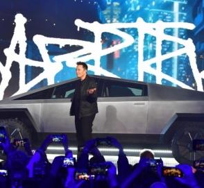 Tesla представила долгожданный электропикап