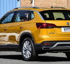 Новый Volkswagen Tayron установил рекорд продаж