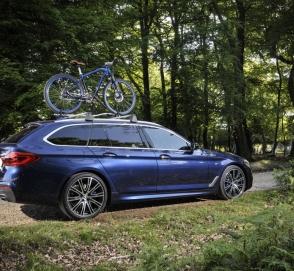 BMW 5-Series победил в конкурсе «Буксировщик года»