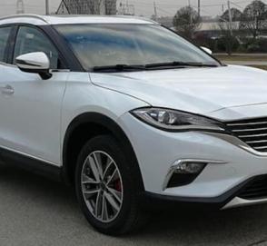 Китайцы из Zotye готовят «убийцу» Mazda CX-4