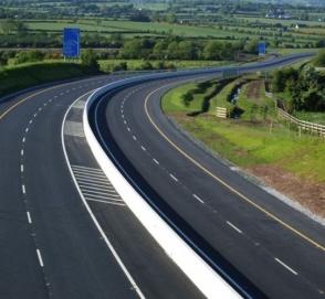 Стартовало строительство новой дороги Киев – Харьков