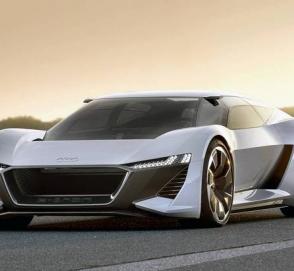 Audi может заменит R8 электрическим e-tron GTR