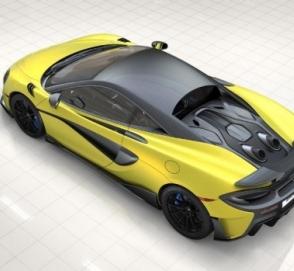 McLaren предложил создать идеальный суперкар с помощью 4K-конфигуратора