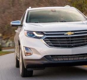 Chevrolet начал производство нового поколения кроссовера Captiva