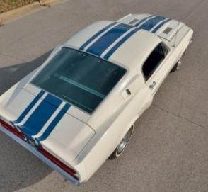 Shelby 1967 года продали за 2,2 миллиона долларов