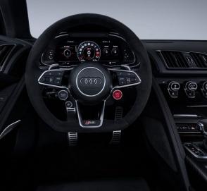Audi передумала ставить на R8 двигатель V6