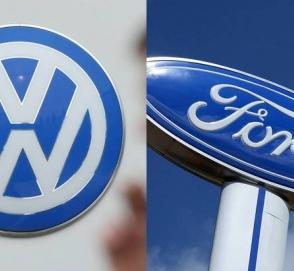 Volkswagen и Ford подтвердили партнерское соглашение