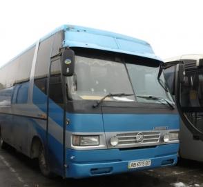По Украине ездит «автобус-рефрижератор»
