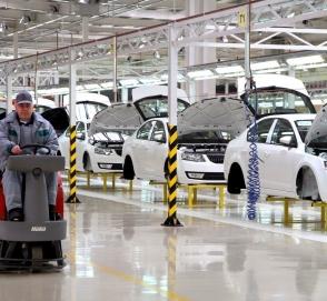 Автопроизводство в Украине продолжает сокращаться