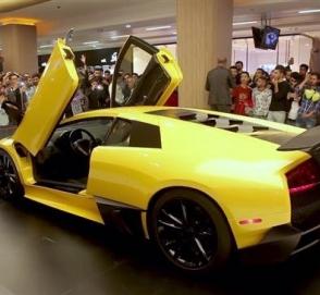 Иранцы клонировали Lamborghini Murcielago методом реверс-инжиниринга