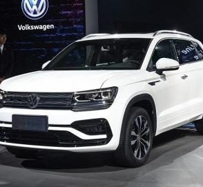 Новый Volkswagen Tharu в версии R-Line поступил в продажу