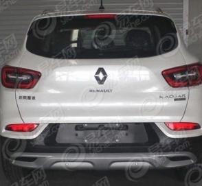 Каким будет обновленный Renault Kadjar