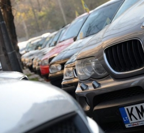 Власти будут избавляться от брошенных «евроблях»